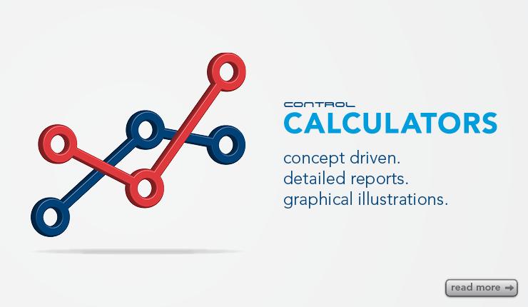 CONTROL Calculators